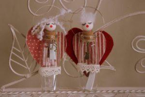 """Ангелчета """"За любовта и други демони"""" - Katikosta Ceramics&Art Glass 5.00 лв."""