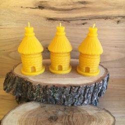 """Ръчно изработени свещи - """"Alexa Bee Farm"""""""