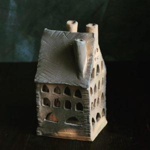 "Керамични свещници - ""Fakiry Design Studio"""