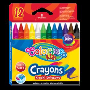 """Пастели 12 цвята - """"Colorino"""""""