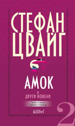 Амок и други новели, Стефан Цвайг