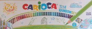 """Цветни моливи """"Carioca"""""""
