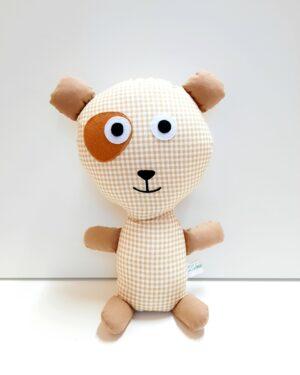 Текстилна играчка - мече