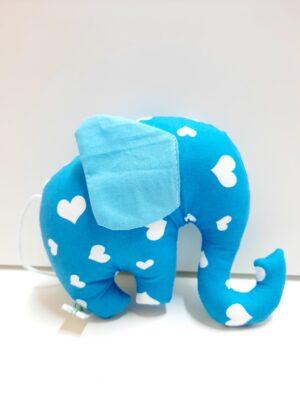 Текстилна играчка слонче
