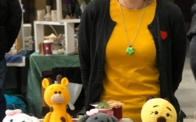 За плетените кукли и още нещо. Интервю с Вярка Манолова